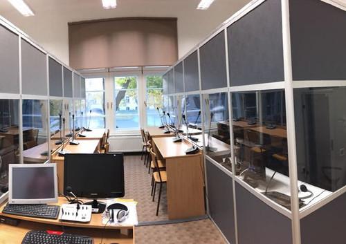 ošiciach - tlmočnícke laboratórium