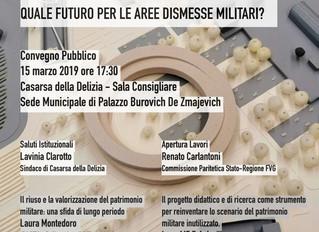 Regeneration of Former Trieste Barracks (Casarsa della Delizia, Pordenone) and Military Armoury (Vol