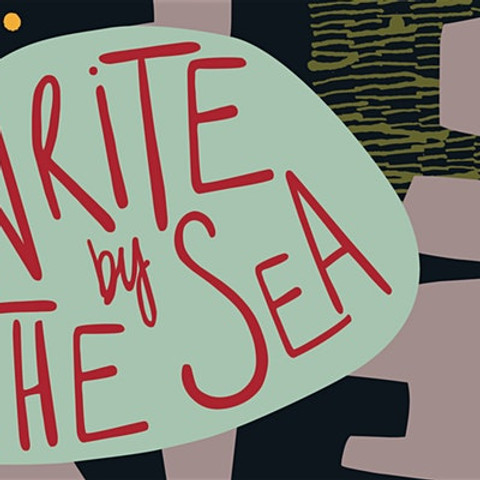 Write By The Sea 2020 Book Festival - a great success, back next year !