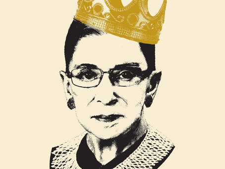 Remembering Ruth Bader Ginsburg, A True Legend