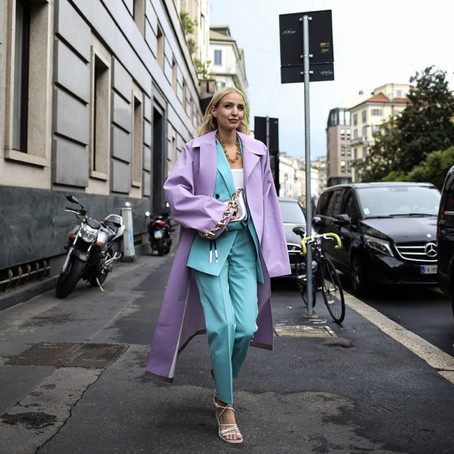 Street Styles of Fashion Week