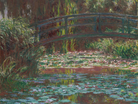 An Evening with Monet in Chicago