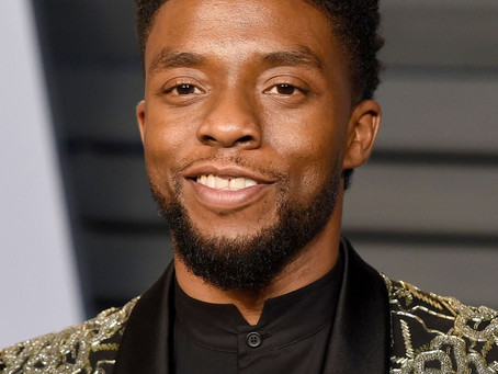 Chadwick Boseman, Commemorating His Impact
