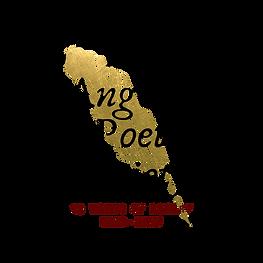 Los Angeles Poet Societygoldenquill logo