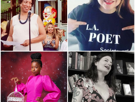 Prisms, Palms, Projects, and Plans: Celebrating the Hardworking Womxn in LA Poetry