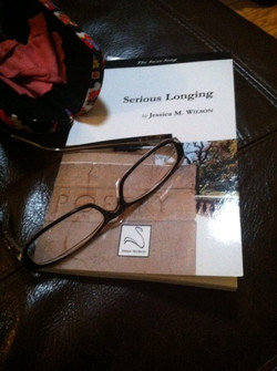 Serious Longing hits the road