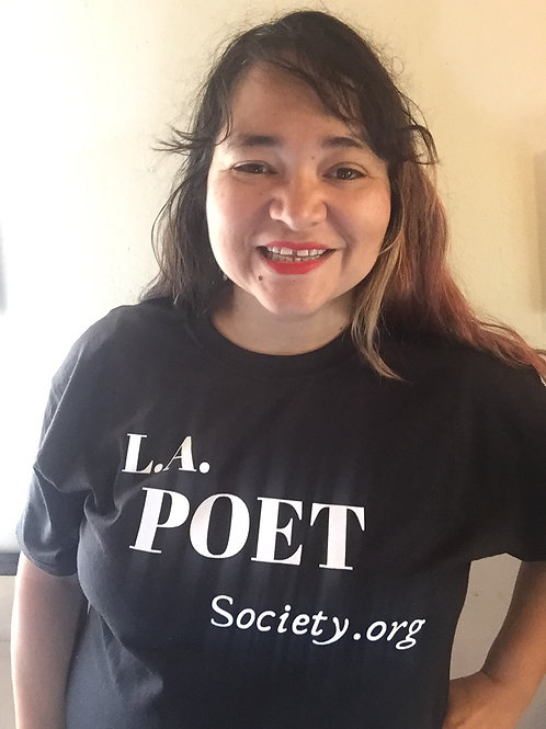 Black L.A. Poet Society T-Shirt