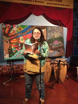 Reading at Tia Chucha's