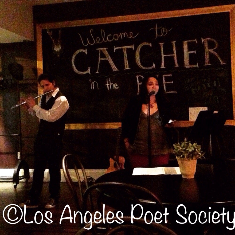 Performing at the Salon at NoHo