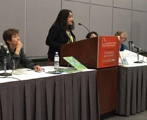 Speaking at AWP 2016 for CPITS