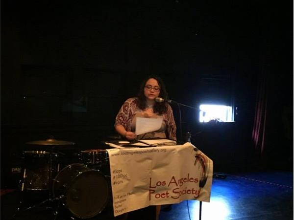 Reading at Beyond Baroque