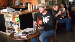 Aaron Ferenc at Green Carrot