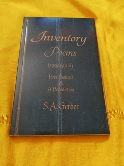 Inventory Poems by S.A. Gerber