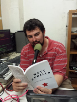 DJ Satori Moksha reads Matt Sedillo