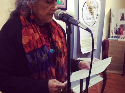 Spirit of Life Award for Doña Ofelia Esparza La Mera Mera Altarista de Los Ángeles
