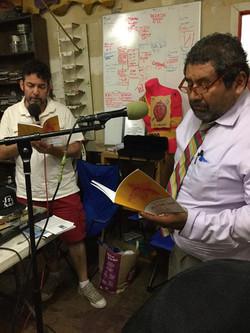 Victor Sotomayor, Alejandro Molina