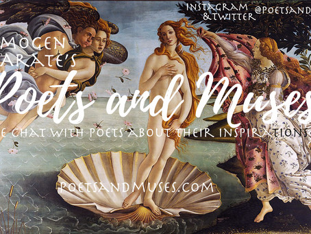 Poets and Muses podcast joins the Los Angeles Poet Society!
