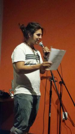 Juan Cardenas hosting the show!