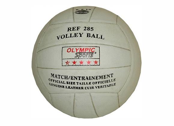 Ballon de Volley en Cuir