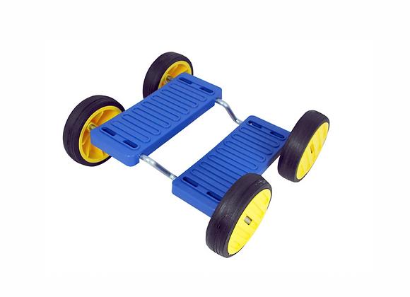Pédalgo 4 roues