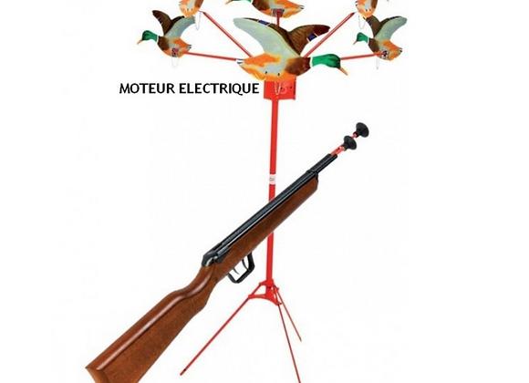 Tir aux canards électrique - 6 canards