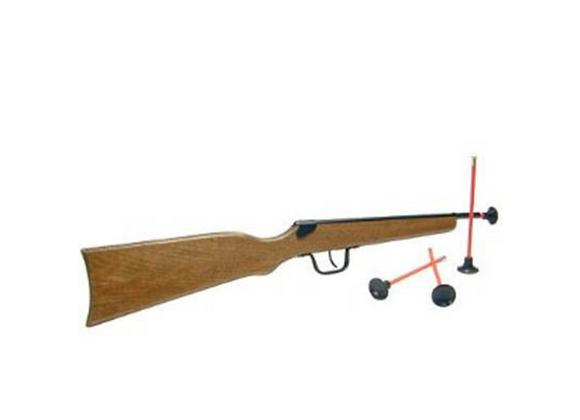 Carabine cross en bois