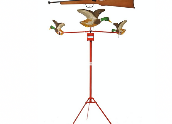 Tir aux canards électrique - 3 canards
