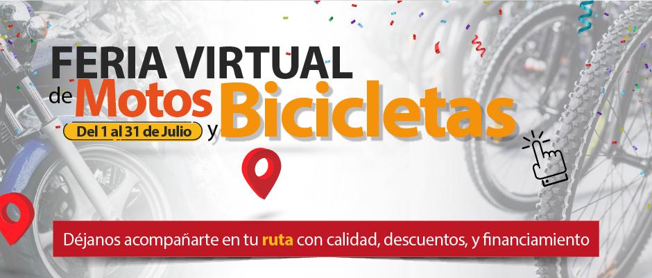 Feria de Motos & Bicicletas