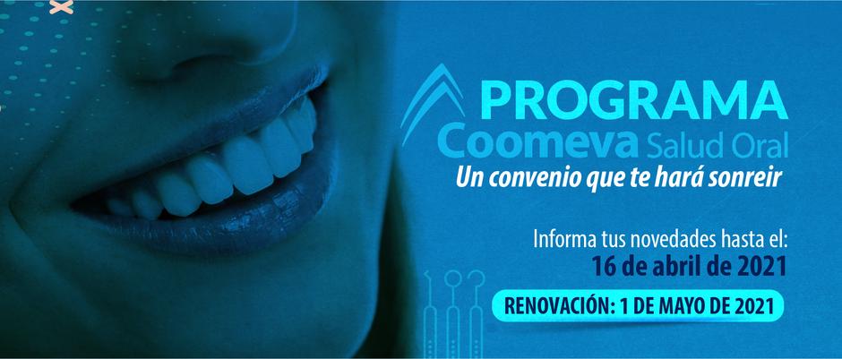 Programa Coomeva Salud Oral