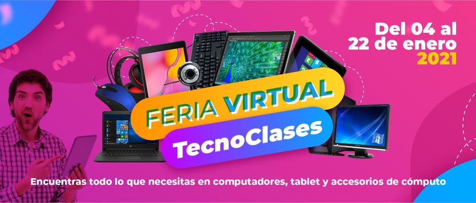Feria virtual TecnoClases
