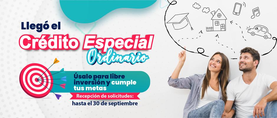 Crédito Especial Ordinario