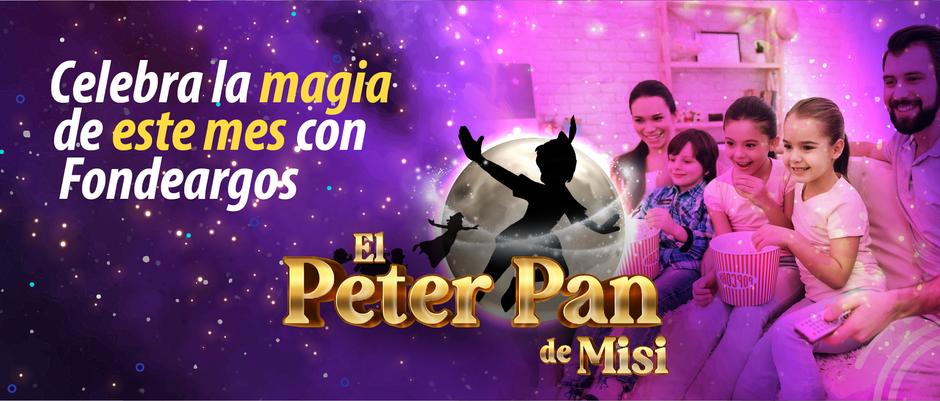 EL PETER PAN DE MISI