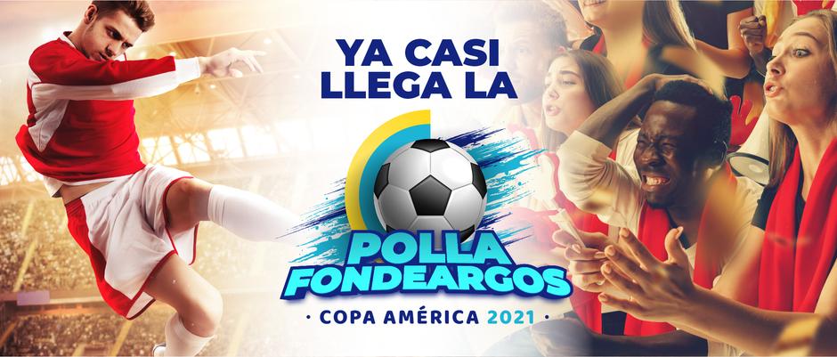 Ya casi llega la Polla de la Copa América