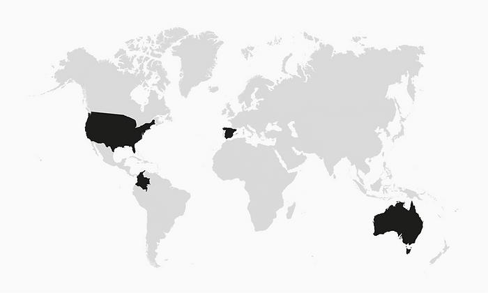 Lineup. Estudio de Diseño. Experiencia internacional