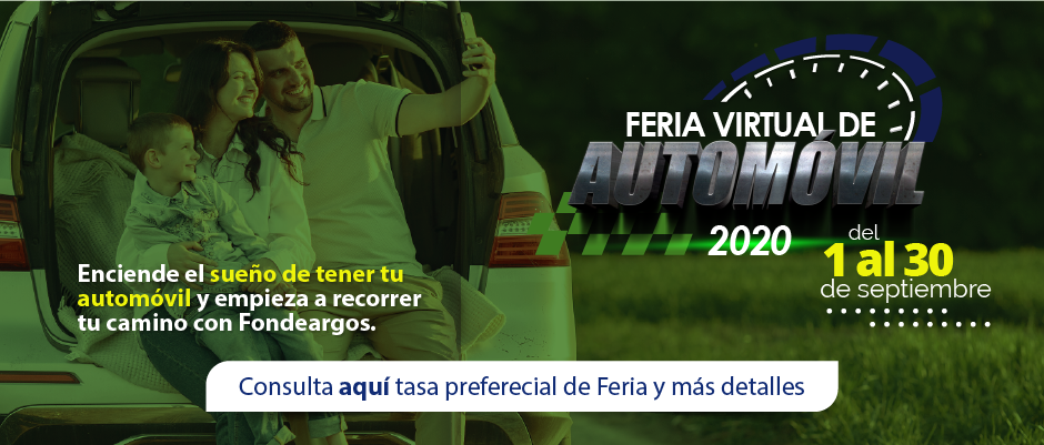 Feria de Automóvil Fondeargos