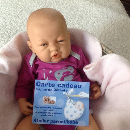 Atelier parent/bébé