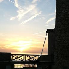 Pont levis du fort Vauban