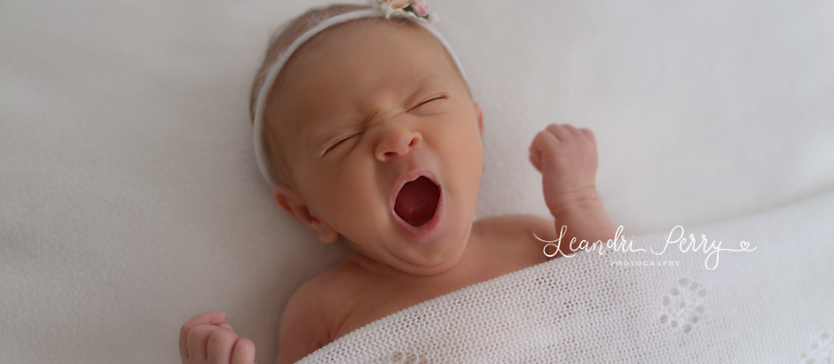 Newborn and Baby Photography with Leandri Perry Photography