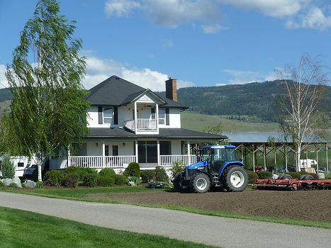 Macdonnell Turf Farm House