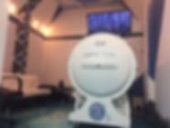 camara hiperbarica españa ohb medical