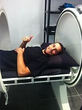 Mario Suarez ATM en Ohb Medical españa