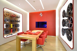 ferrari acrylic lightboxes