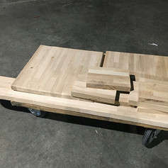oak-blanks-before-cnc-processing-custome