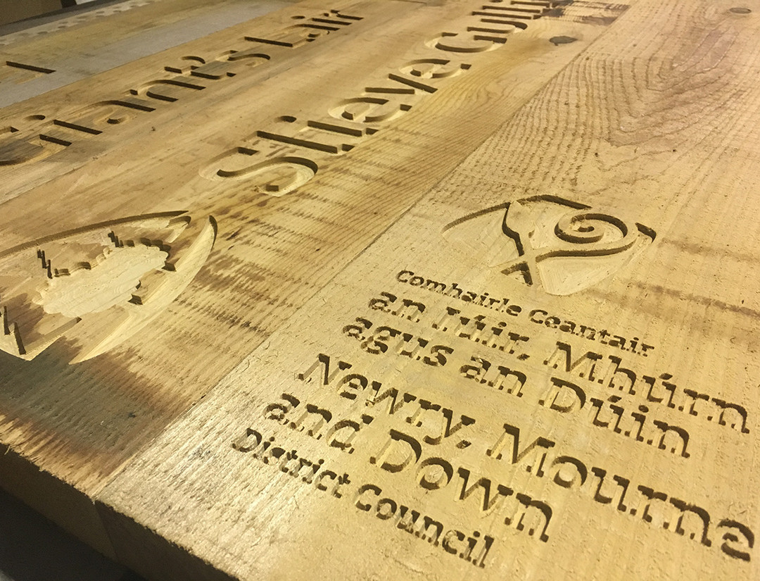 cnc-engraved-cedar-wood-outside-signage.