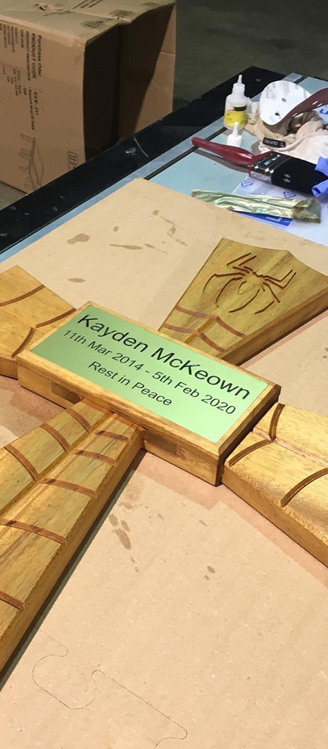 Wooden-crossed-made-carved-engraved-for-