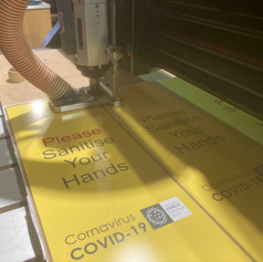 cnc-cutting-printed-panels-covid-stands.