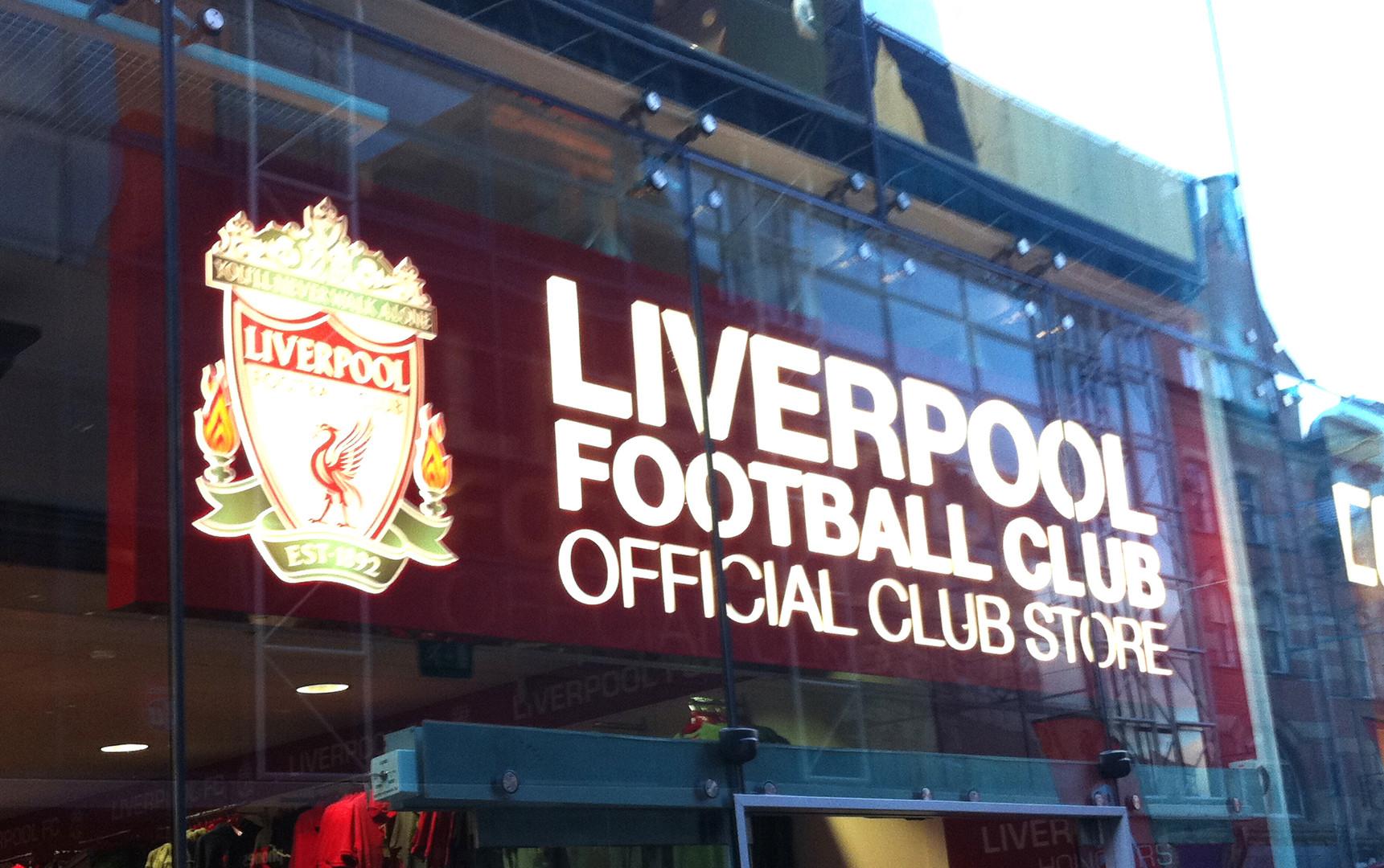 Liverpool Sign Belfast