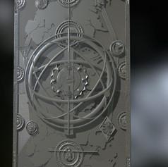 game of thrones door 3d model.jpg