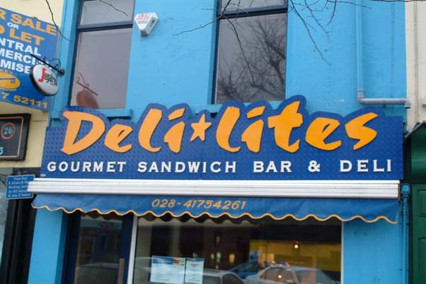 delities shop fascia