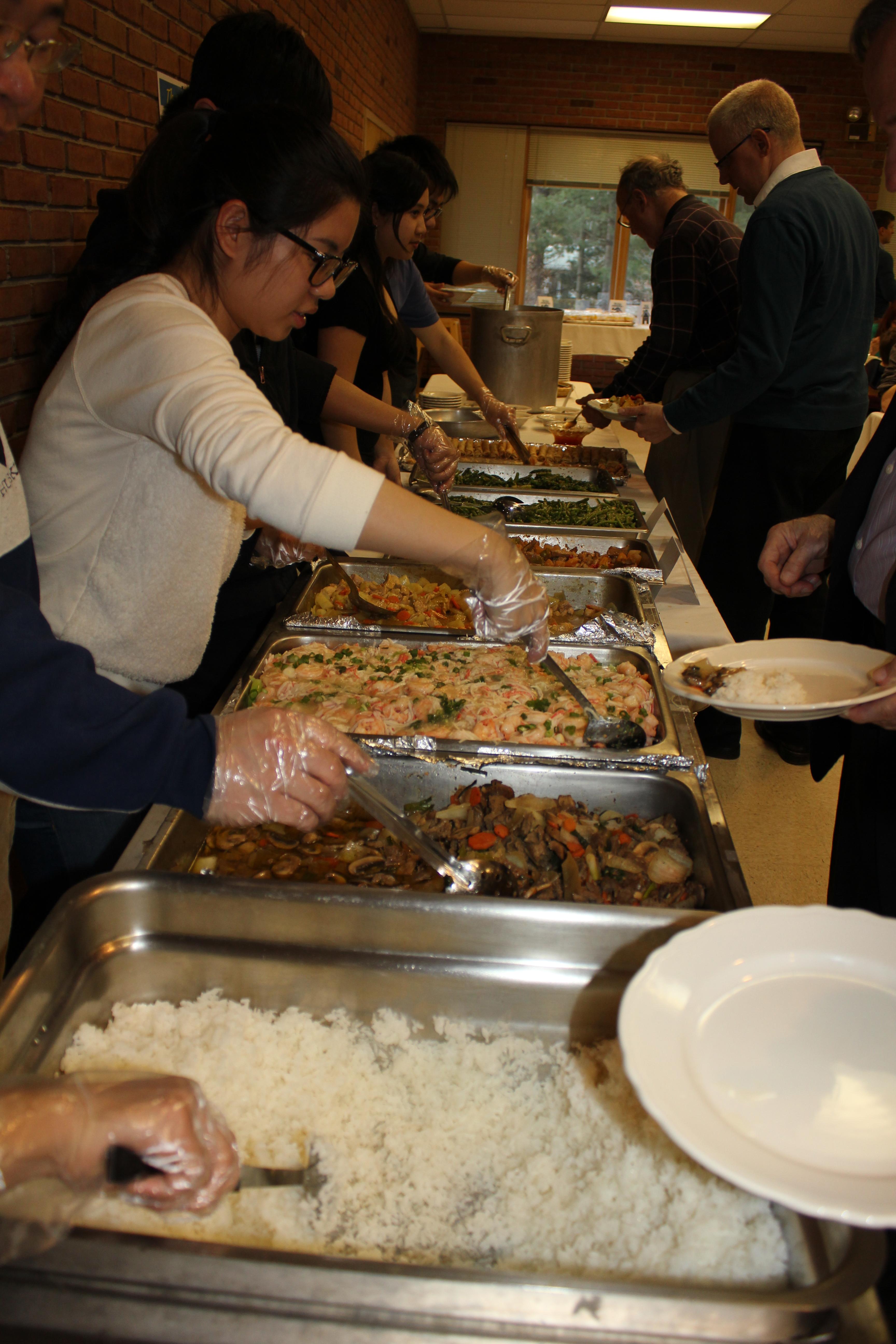 Annual Habitat Dinner